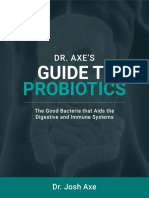 Dr. Axe - Guide to Probiotics