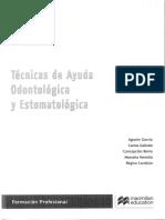 tecnicas de ayuda odontologica y estomatologica
