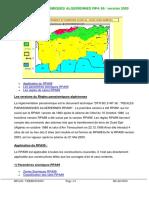 REGLES PARASISMIQUES ALGERIENNES RPA 99.pdf