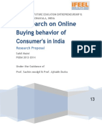 Online Buying Behavior of Consumers-converted