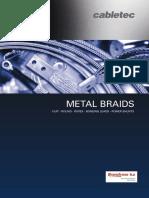 Cabletec Metal Braids Bonding Leads Catalog