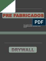Clase Prefabricados