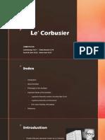 Le' Corbusier.pptx