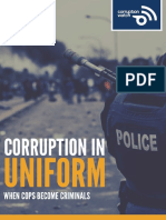 Police Sectoral Report June2019