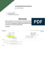 Receipt Types (Receiving Transactions)