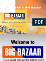 Strategic Hrm at Big Bazaar 121217225615 Phpapp01