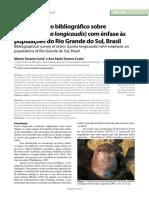 Levantamento Bibliográfico Sobre as Lontras