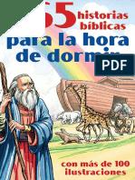365 Historias Biblicas Para La Hora de Dormir - Biblia