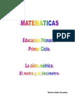 Microsoft Word - La cinta metrica. El metro y el decímetro