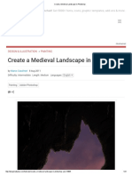 Create a Medieval Landscape in Photoshop.pdf