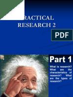 Quantitative Research 1
