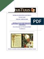 Adoracion-escuela de Oración de Juan Pablo II