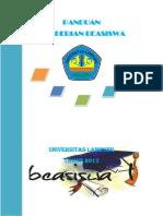 Panduan Beasiswa 2017 2018