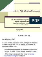 Arc Welding Smaw Gmaw