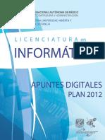 Derecho Informático UNAM