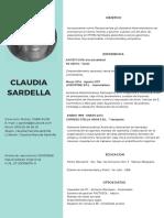 CV Sardella