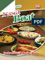 Pasta Boat Recipe eBook