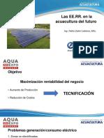 Energia Sola en Acuicultura