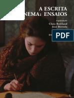 Escrita do Cinema_excerto (Clara Rowland)