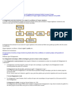 Cours d'Horologie - Echappement - Horologie-suisse.com