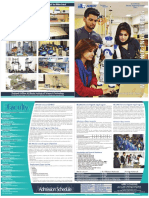 BE Mechatronics Brochure 2019 Final