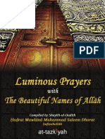 luminous prayers