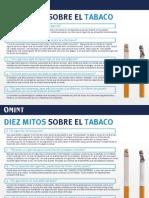 OMINT - Dejar de Fumar - Módulo 1 - Mitos