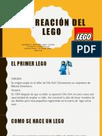 La Creación Del Lego