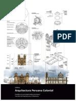 Sillabus arquitectura virreinal