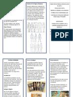 Trip Tico FORMACIÓN ACADÉMICA DE LA CARRERA ADMINISTRACIÓN DE EMPRESAS