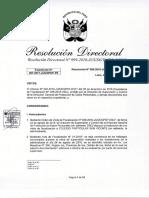 Itm 129 Rd 999 2018 Jus Dgtaipd Dpdp 22-05-18 Colegio Particular San Vicente Sancion