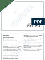 Protocolo Terapeutica ODONTOLOGIA