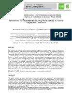 Evaluación ambiental asociada a los vertimientos de aguas residuales.pdf