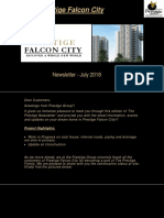 PFC Newsletter July 2018