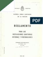 Reglamento OSN Inst Int