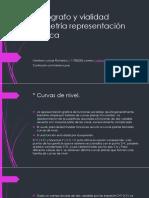 Topógrafo y Vialidad Altimetría Representación Gráfica