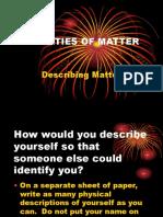 Properties of Matterpp2