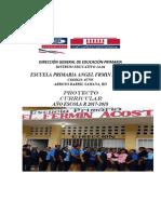 Proyecto Curricular Nuevo
