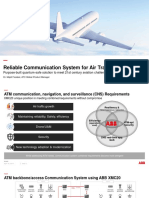 ABB Reliable Communication System for Air Traffic Control Airports