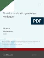 Yuan, María Sol-El Realismo de Wittgenstein y Heidegger