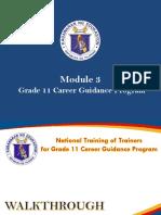 3 CGP 11 Module 3 Reaffirming the Chosen Track