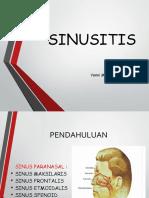 Sinusitis Yenni