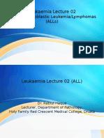 leukaemia lecture 02 - all