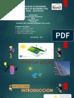 Exposicion- Energia Solar