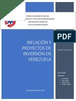 Inflación y Toma de Decisiones en Venezuela-