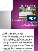 El Bullying Amanda