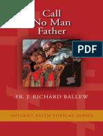 Call No Man Father-x