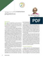 Epigenetica y Trastornos Psiquiatricos