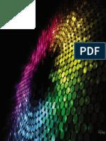 Rainbow Circle - Desktop Background