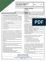 Evaluacion Soc 10º- 2016-1
